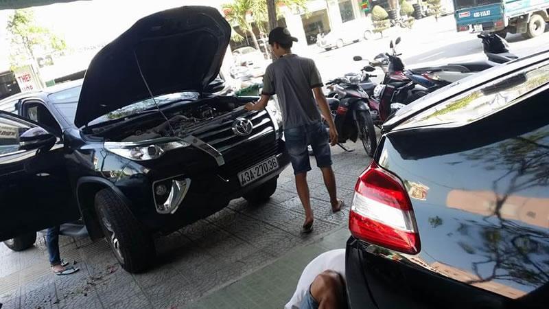 Trung tâm nội thất ô tô Vinh Nghệ An